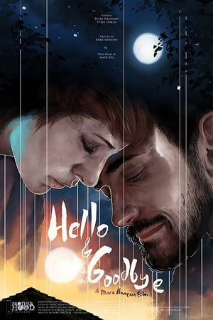 Poster Movie Hello & Goodbye 2018