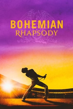 Poster Movie Bohemian Rhapsody 2018