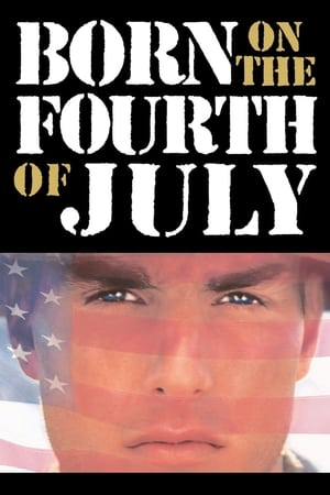 poster Born on the Fourth of July