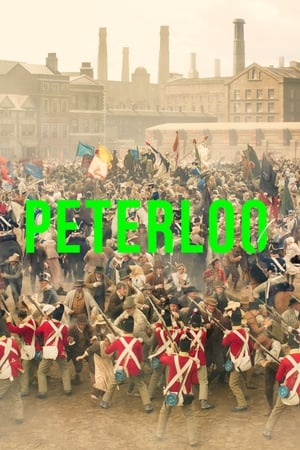 Poster Movie Peterloo 2018