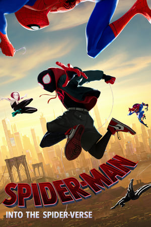 Poster Movie Spider-Man: Into the Spider-Verse 2018