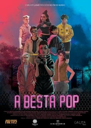 Poster Movie A Besta Pop 2019