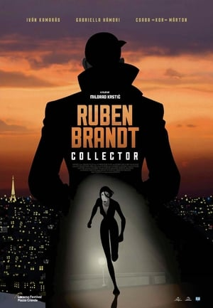 Poster Movie Ruben Brandt, Collector 2018
