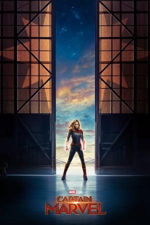 Poster Movie Captain Marvel 2019