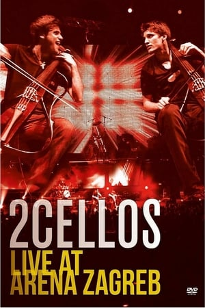 Poster Movie 2CELLOS (Sulic & Hauser) Live at Arena Zagreb 2018