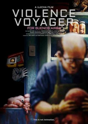Poster Movie Violence Voyager 2018