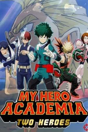 poster My Hero Academia: Two Heroes