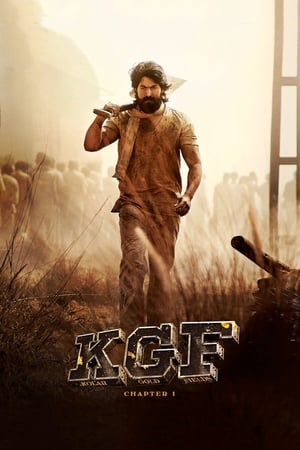 Poster Movie K.G.F: Chapter 1 2018