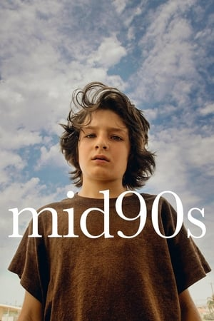 Poster Movie Mid90s 2018