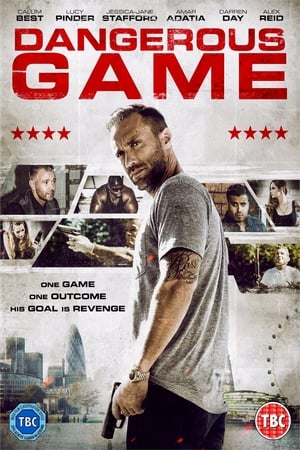 Poster Movie Dangerous Game 2017