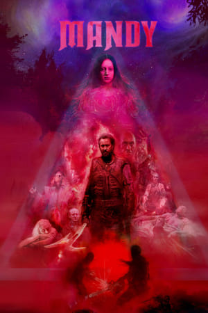 Poster Movie Mandy 2018