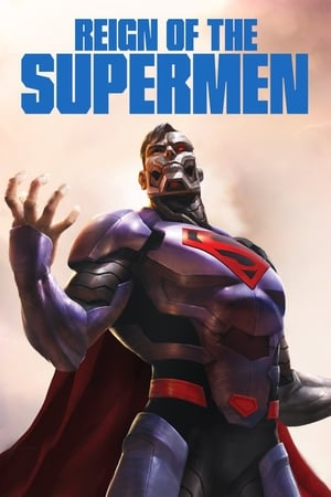 Poster Movie Reign of the Supermen 2019