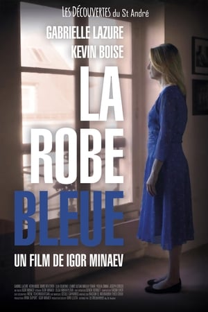 Poster Movie The Blue Dress 2017