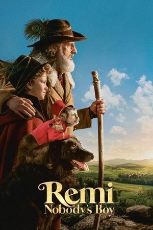 Poster Movie Remi, Nobody's Boy 2018
