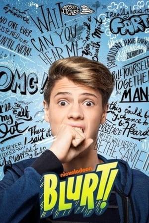 Poster Movie Blurt! 2018