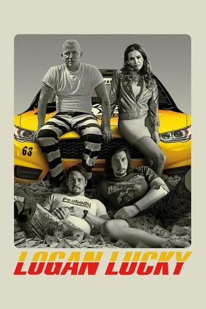 Poster Movie Logan Lucky 2017
