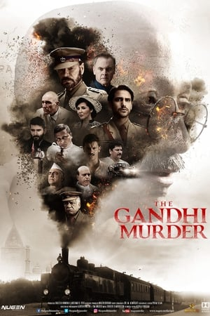 Poster Movie The Gandhi Murder 2019