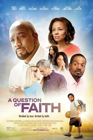 Poster Movie A Question of Faith 2017