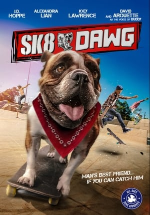 Poster Movie Sk8 Dawg 2018