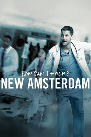 poster New Amsterdam
