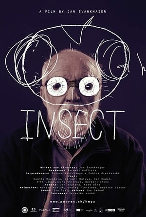 Poster Movie Insect 2018