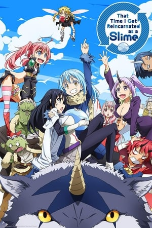 poster That Time I Got Reincarnated as a Slime