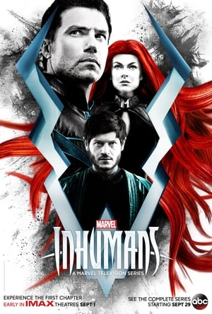 Poster Movie Marvel's Inhumans: The IMAX Experience 2017