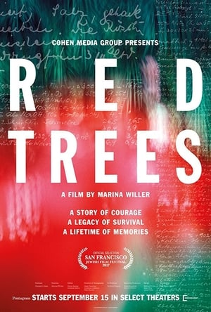 Poster Movie Red Trees 2017
