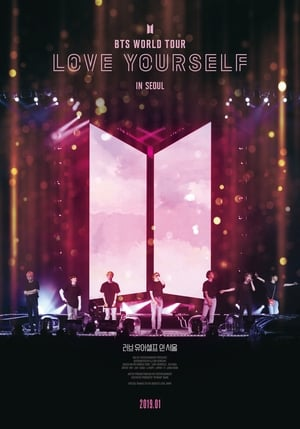 Poster Movie BTS World Tour: Love Yourself in Seoul 2019