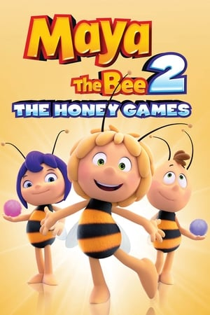 Image Maya the Bee: The Honey Games