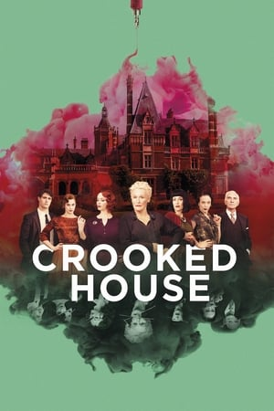 Poster Movie Crooked House 2017