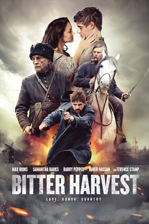 Poster Movie Bitter Harvest 2017