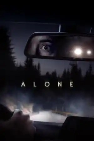 poster Alone