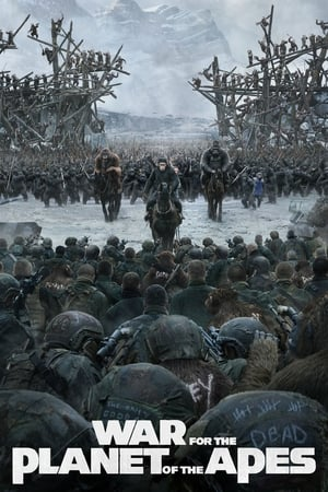 poster War for the Planet of the Apes