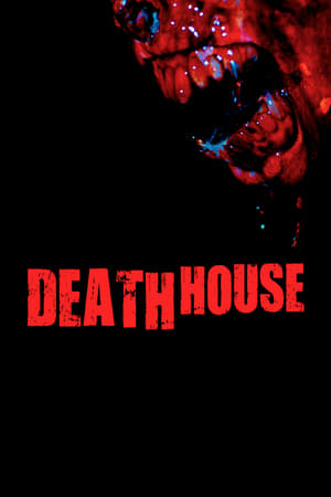 Poster Movie Death House 2018