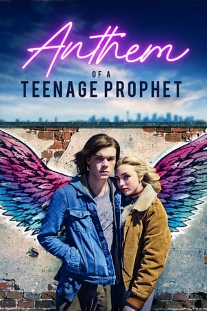 Poster Movie Anthem of a Teenage Prophet 2019