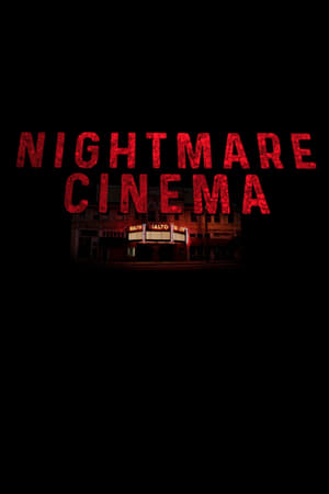 Poster Movie Nightmare Cinema 2019