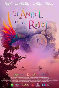 Poster de la Peli Angel On The Clock