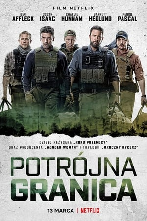 poster Triple Frontier