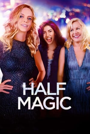 Poster Movie Half Magic 2018