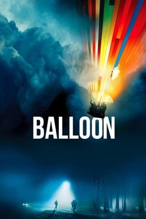Poster Movie Balloon 2018