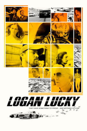 Poster Movie Logan Lucky 2017