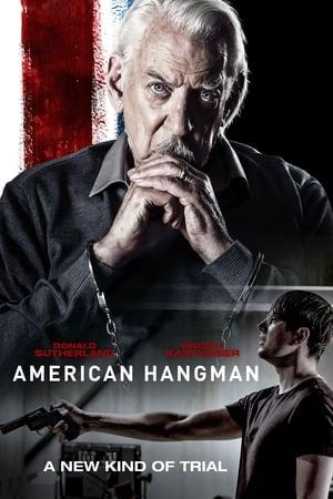 Poster Movie American Hangman 2019