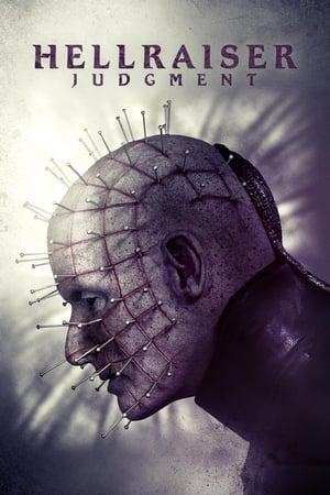 Poster Movie Hellraiser: Judgment 2018