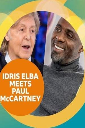 Idris Elba Meets Paul McCartney