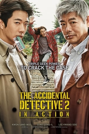 Poster Movie The Accidental Detective 2: In Action 2018