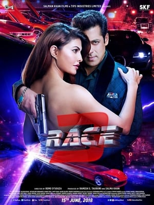 Poster Movie Race 3 2018