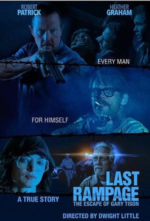 Poster Movie Last Rampage 2017