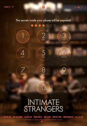 Poster Movie Intimate Strangers 2018