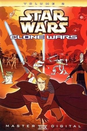 Poster Movie Star Wars: Clone Wars — Volume 2 2005